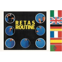 RETAS ROUTINE WITH LINKING RINGS