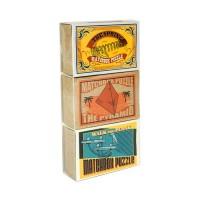 MATCHBOX SET PUZZLES 3
