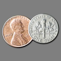 PENNY & DIME