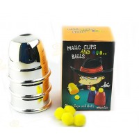BEST MAGIC CUPS AND BALLS