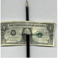 PENCIL TRHU BILL