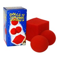 BALLS TO SQUARE
