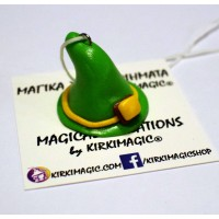 WIZARD'S HAT NECKLACE