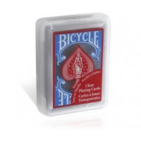 CLEAR PLAYING CARDS