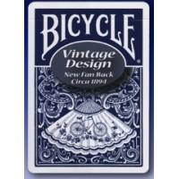 BICYCLE NEW FAN BACK CIRCA 1894