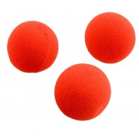 SPONGE BALL RED SET
