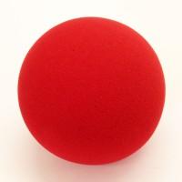 SPONGE BALL RED