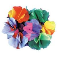 SPRING FLOWERS PAPER