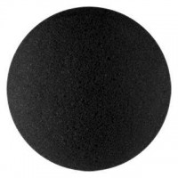 SPONGE BALL BLACK