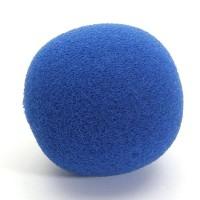 SPONGE BALL BLUE