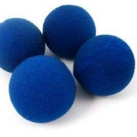 SPONGE BALL BLUE SET