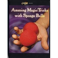 AMAZING MAGIC TRICKS WITH SPONGE BALLS