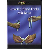 AMAZING MAGIC TRICKS WITH ROPE