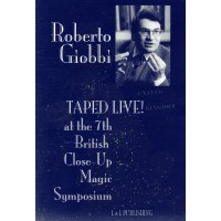 TAPED LIVE! ROBERTO GIOBBI
