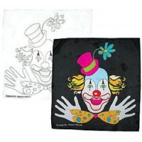 CLOWN SILKS 24''
