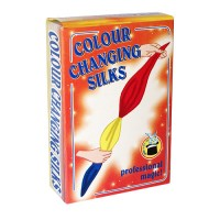 COLOUR CHANGING SILKS