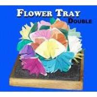 FLOWER TRAY DOUBLE