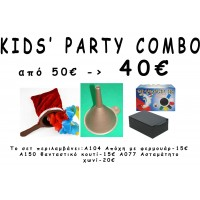 KIDS' PARTY COMBO