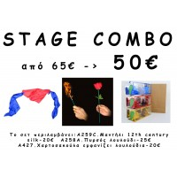 STAGE COMBO
